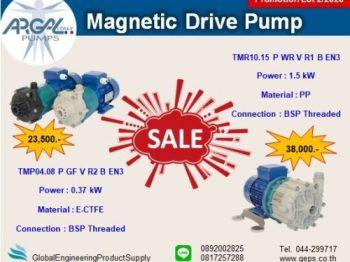 magnetic drive pump argal